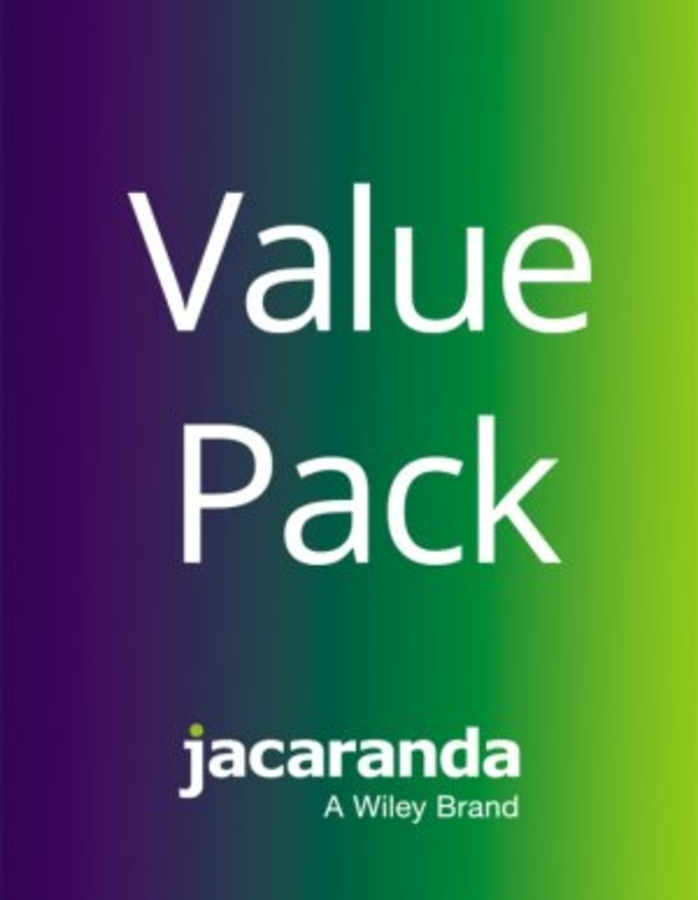 Geoactive 1 NSW Australian Curriculum Edition Stage 4 eBookPLUS & Print + Jacaranda Myworld Atlas