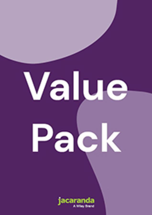 Jacaranda Humanities Alive 10 Australian Curriculum learnON & Print + Atlas 9E Print (History,Geography,Civics & Citizenship,Economics & Business)
