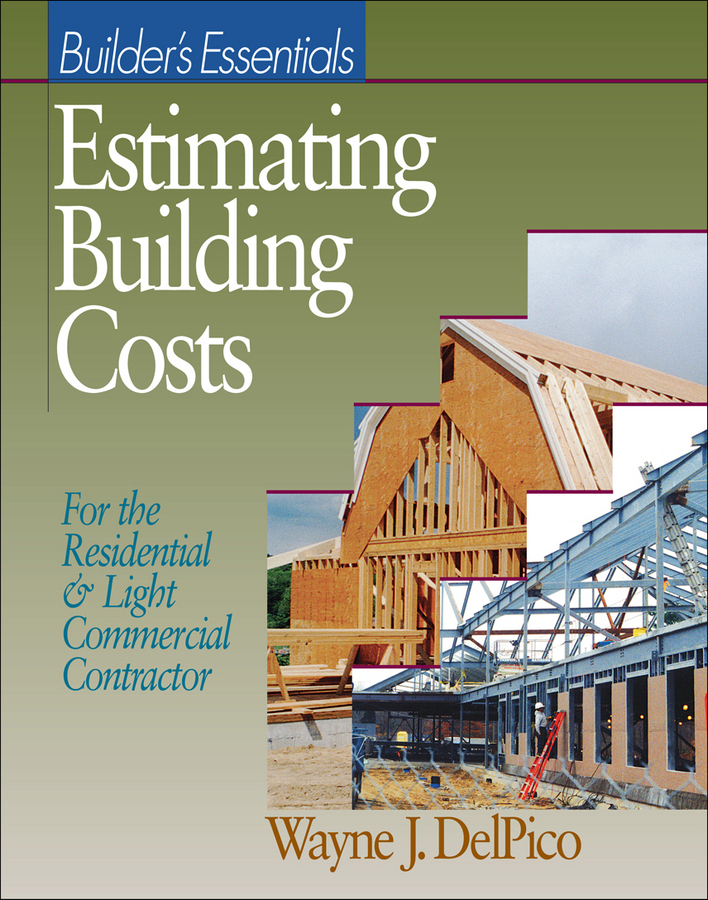 Estimating Building Costs