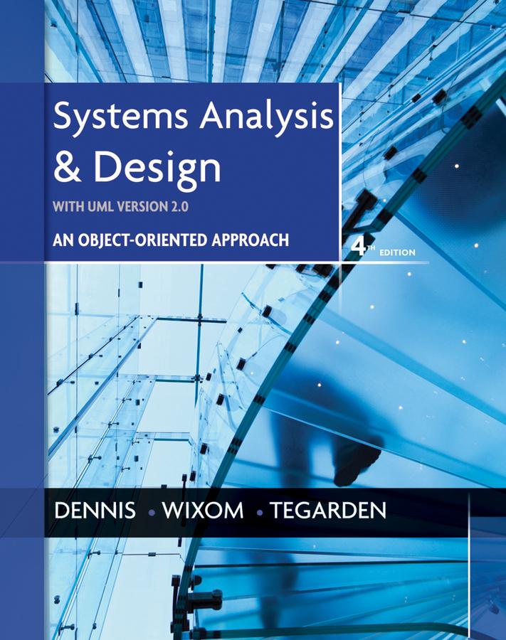 Systems analysis design, UML version 2 0 : an object