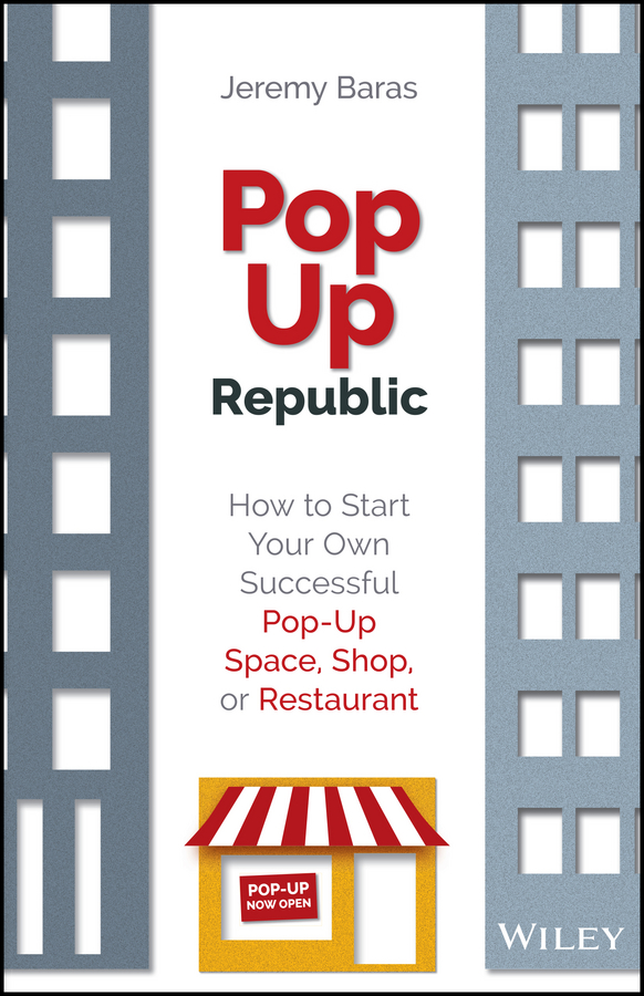 cover image for Popup Republic