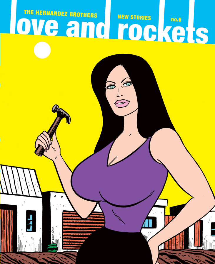 Love And Rockets, New Stories, Number 6 ' Hernandez