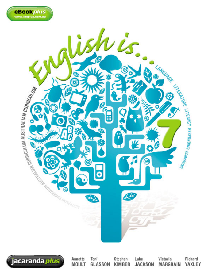 English Is ... English for the Australian Curriculum Year 7 & eBookPLUS